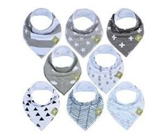 Bandana Bibs for Toddlers