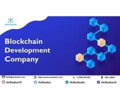 Blockchain Development Company | ArStudioz