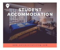 Find your spacious and fully furnished student accommodation at Carriage House