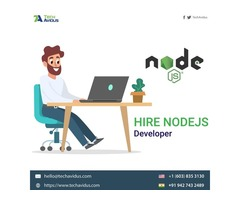 Hire Dedicated Node.JS Developers