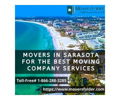 Movers in Sarasota for the Best Moving Company Services