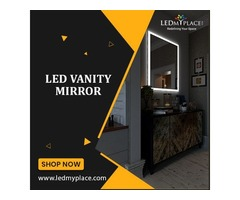 Buy Now Modern Styled and brightLED Vanity Mirrors