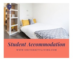 Find your spacious and fully furnished student accommodation at Dwell The Statesider