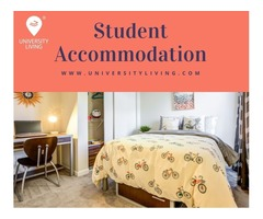 Find your spacious and fully furnished student accommodation at New Yorker