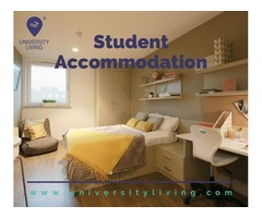 Find your spacious and fully furnished student accommodation at 1760 Third Avenue