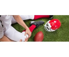 Overcome a sports injury with ease