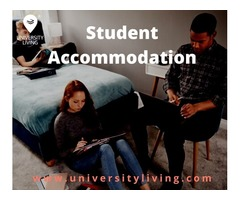 Find your spacious and fully furnished student accommodation at Cooper Square