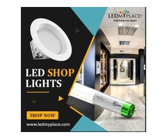 Buy Now Led Shop Lights on Discounted Price