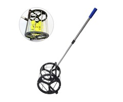 Tennis Golf Ball Picker Stainless Steel Picking Machine Outdoor Sport Baseball Picking Rod