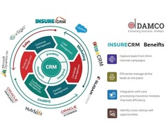 InsureCRM: Choose the Best Insurance CRM Software