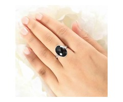 Buy Black Spinel Stone Jewelry Online At Wholesale Price | Sanchi and Filia P Designs