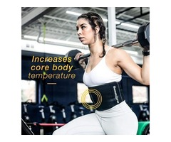 Workout belt which fits any body shape – SweatZone