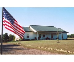 BUILD HOME ON OUR LAND - SAVE $