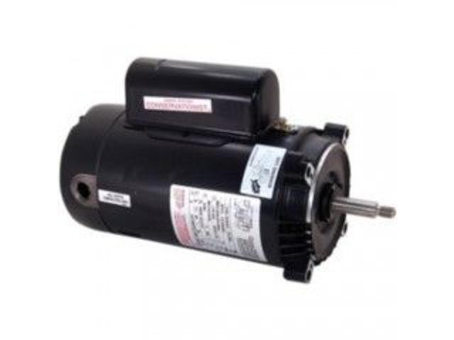 A o smith uct1152 1 5hp 115 230v 56j frame pool pump for Hayward northstar 1 5 hp motor