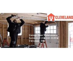 Commercial & Industrial Garage Door Maintenance Services