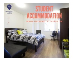 Find your spacious and fully furnished student accommodation at The U Apartment