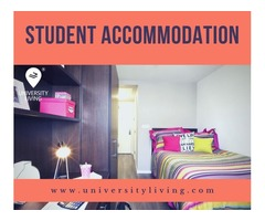 Find your spacious and fully furnished student accommodation at The Towers on State
