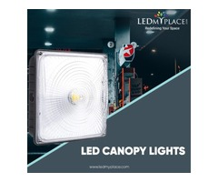 You Need To Switch to Led Canopy Lights