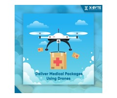 Best Top Rated Drones Development Service Provider Company for Enterprise in USA   X-Byte Enterprise