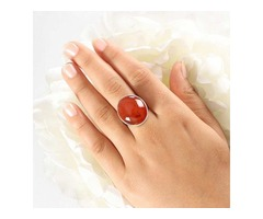 Buy Carnelian Stone Jewelry Online At Wholesale Price | Sanchi and Filia P Designs