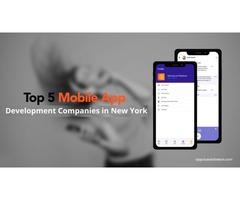 Top 5 Mobile App Development Companies in NYC