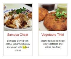 Taj-E-Chaat Fremont CA - Order Indian Chaat Online