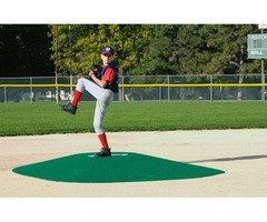 Little League Pitching Mounds