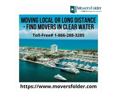 Moving Local or Long Distance - Find Movers in Clearwater