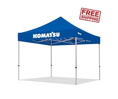 Buy Customized Printed and Branded Pop Tents from Extreme Canopy