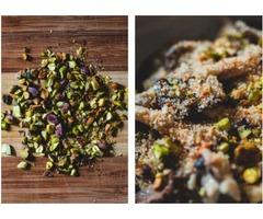 Pistachio Oyster Mushrooms   Minnesota Mushroom Recipes - R&R Cultivation