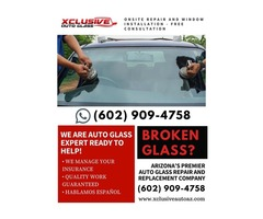 BEST AUTO GLASS REPAIR, WINDSHIELD REPLACEMENT IN PHOENIX, AZ