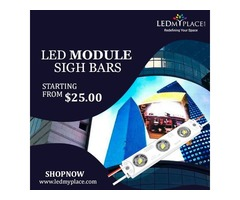 Buy Now LED Modules for Signs On Discounted Prices