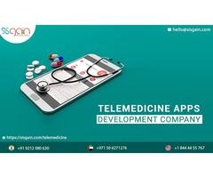 Advanced Telemedicine App development Company in USA | SISGAIN