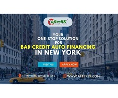 Your One-Stop Solution For Bad Credit Auto Financing In NY