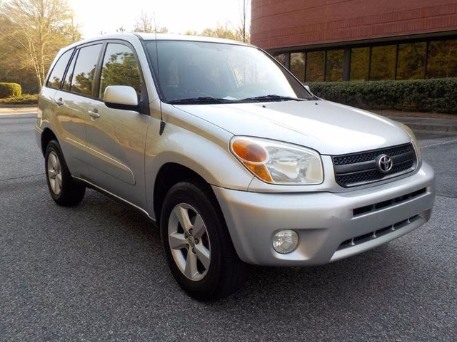 used 2005 toyota rav4 4dr suv for sale cars bishop georgia announcement 23918. Black Bedroom Furniture Sets. Home Design Ideas