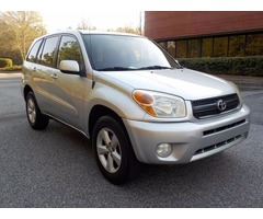Used 2005 Toyota RAV4-4dr SUV For Sale