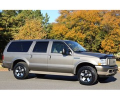 2003 Ford Excursion LIMITED DIESEL