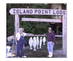 Alaska Fishing Camp