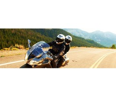 Canadian Rockies Motorcycle Tour