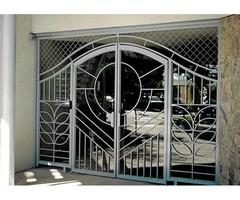 Iron Security Doors Del Mar