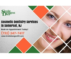 Get a Smile with Cosmetic Dental Treatments