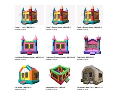 Online Buy Bouncing House with Happy Jump