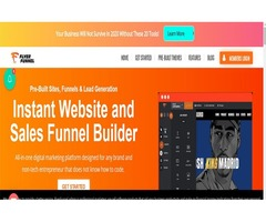 Landing page builder word press