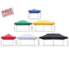 Buy Pop-up Canopy Tents From USA's Renowned Custom Canopy Tent Supplier
