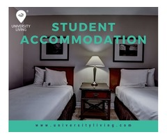 Find Best and Spacious Student Accommodation for you at Gather Uptown Apartments
