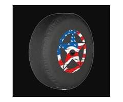 Genuine Hummer Tire Covers - GM Licensed