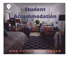 Find Best and Spacious Student Accommodation for you at Quad East