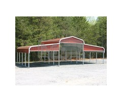 Get Best Range Metal Barn Building from Metal Carports Direct
