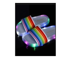 Buy LED Flash Cute Sandals for Little Girls Online