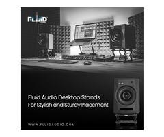 Fluid Auido Desktop Stand